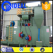 Factory Directly Sell Shot Blasting Machine Derusting Equipment with Ce Guarantee