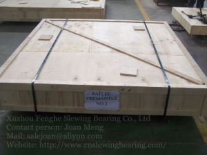 Single-Row Crossed Roller Slewing Bearing - Internal Gear pictures & photos