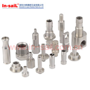 Hydraulic or Pneumatic Vertical Mounting Part with Outlets pictures & photos