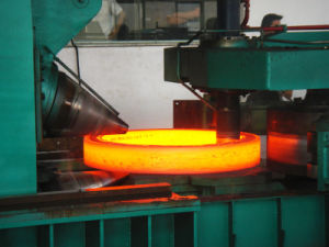 Forged Steel Ring 42CrMo Finished Machine pictures & photos