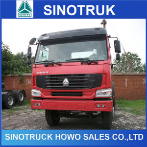 HOWO Prime Mover 10 Wheeler Commercial Diesel Tractor Truck Sales pictures & photos