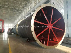 Supply Drum Dryer and Spares for Mine Industry/Cement/Fertilizer/NPK/Lime/Gypsum Plant pictures & photos