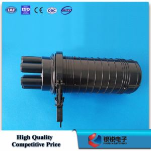 Waterproof Plastic Fiber Optic Cable Joint Box/Splice Closure pictures & photos