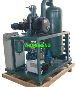 Higher Vacuum Transformer Oil Purifier, Oil Filter System for Sale pictures & photos