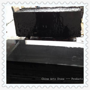 Chinese Indian Black Granite Marble Slab for Tile and Countertop pictures & photos