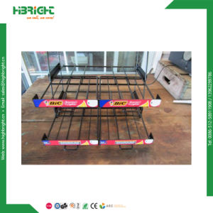 Heavy Duty Rolling Chrome Floor Rack pictures & photos