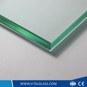 3mm-19mm Toughened Glass/Clear Tempered Glass for Door pictures & photos