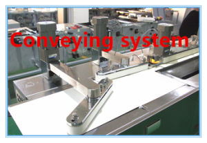 High Speed Feeding and Packing Machine for Chocolate, Biscuit, Soap pictures & photos
