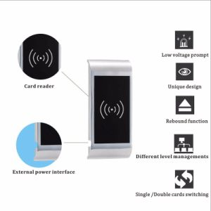Hot Sell Zinc Alloy Metal Casing RFID Sauna Lock pictures & photos