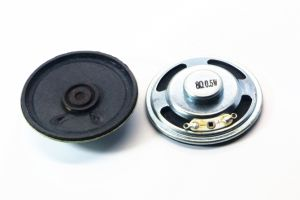 50mm 8ohm 0.25-1.5W Paper Cone Speaker with RoHS pictures & photos
