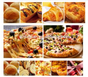 Three Layers Six Trays Pizza Bread Gas Oven pictures & photos