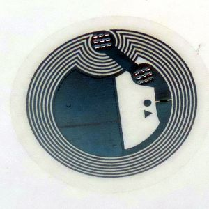 13.56MHz RFID NFC ntag213 Smart dry inlay or Wet Inlay label tag pictures & photos