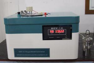 Heat Value Tester of Petroleum Oil Calorific Value Determination pictures & photos