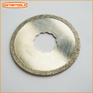 Diamond Coated Blade Multi Tool Diamond Saw Blade for Tile Grout pictures & photos