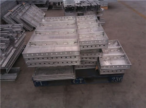 Aluminum Deck Panel Formwork for Concrete Construction pictures & photos