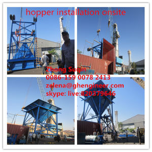 Port Hopper Grain Hopper Bulk Hopper pictures & photos