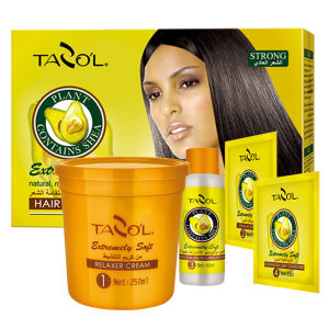 Tazol Silksoft Shea Butter Hair Relaxer Kit pictures & photos