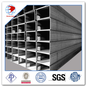 Metal Thin Wall Galvanized Square Steel Pipes pictures & photos