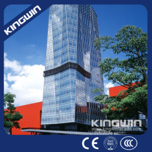 Innovative Design, Manufacturing and Installatation Curtain Wall Facade pictures & photos