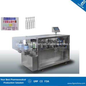 Plastic Ampul Filling and Sealing Machine pictures & photos