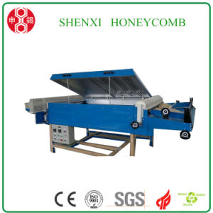 Full-Automatic Honeycomb Expanding Machine pictures & photos