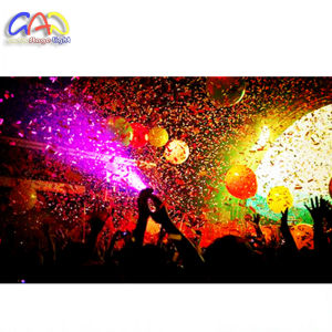 1200W Stage Equipment Color Paper Big Confetti Blower Machine with Flight Case pictures & photos