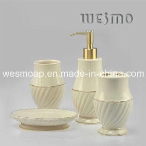 Elegant Porcelain Bath Ensemble (WBC0586A) pictures & photos