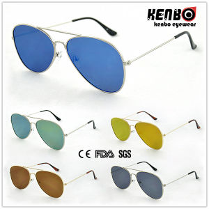 New Coming Sunglasses with Flat Lens CE FDA Km15162 pictures & photos