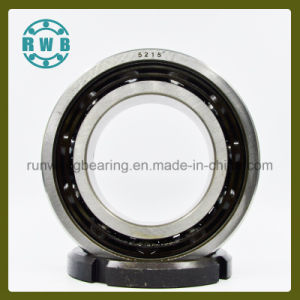 High Quality Automotive Wheel Double Row Angular Contact Bearings, Roller Bearings, Factory Production (5215)