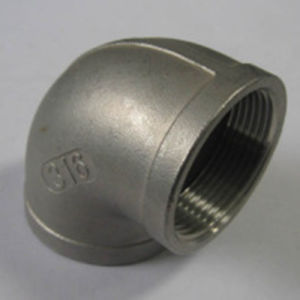 Stainless Steel Pipe Fitting with Lost Wax Casting pictures & photos