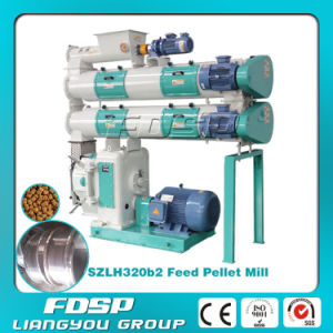 Professional Fish Feed Pellet Mill pictures & photos