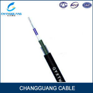 GYXTW Outdoor Fiber Optical Cable Single Mode Duct Fiber Cable