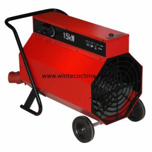 Electrical Industrial Fan Heater 15kw Octagonal Shape pictures & photos