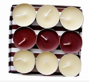 10g Scented Tealight Color Candle pictures & photos