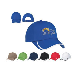 Custom Sport Baseball Cap with 100% Twill Cotton Fabric pictures & photos
