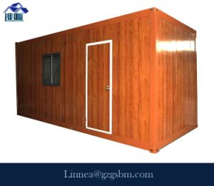 China Steel Frame Mobile Housing Container