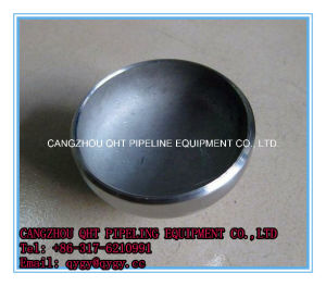 High Quality Alloy Steel Pipe End Cap pictures & photos