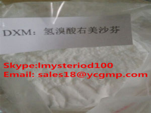 99% Dextromethorphan Hydrobromide / Dxm 125-69-9 pictures & photos