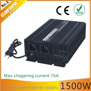 1500W UPS power Inverter with Charger pictures & photos