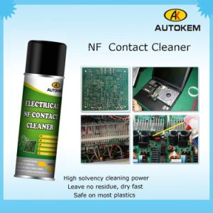 Circuit & Contact Cleaner, Electrical Contact Cleaner, Non Flammable, No Residue pictures & photos