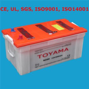 Good Quality Storage Battery Dry Charge Battery 12V pictures & photos