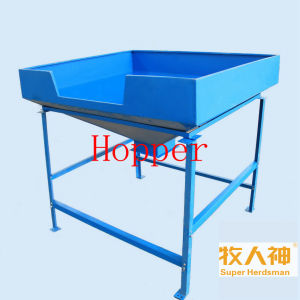 Manual Hopper for Main Feeding System with Various Weight pictures & photos