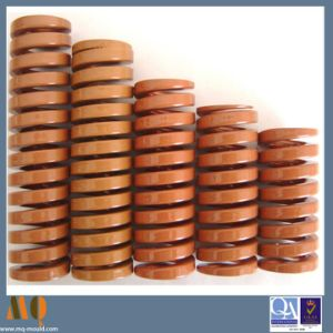 Torsion Spring Manufacturer/Mould Springs (MQ867) pictures & photos