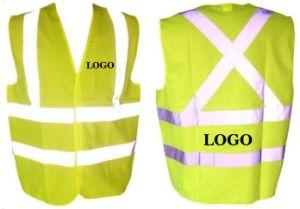 Hi Vis Vest, Customized Logo, Manufacurer in Ningo, China pictures & photos
