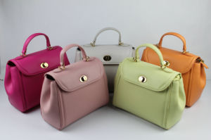 Fashionable, Classical Trending Leather Handbag for Lady pictures & photos