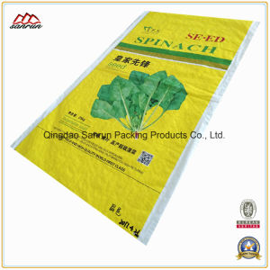 25kg PP Woven Packaging Bag for Seed Feed Rice pictures & photos