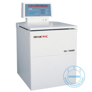 High Speed High Capacity Refrigerated Centrifuge (GL-10MD) pictures & photos