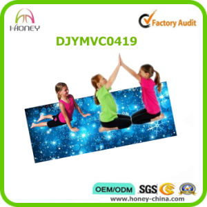 Reversible Yoga Mats (5mm) for Children, Kids Printed Play Mat pictures & photos