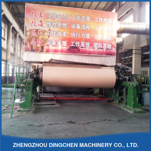 Dingchen Machinery Fluting Paper Making Machine pictures & photos