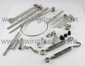 Stainless Steel Rigging Screw Lag/Swage pictures & photos